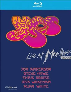 Yes - Live Montreux 2003